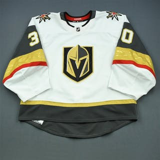 Subban, Malcolm White Set 2 Vegas Golden Knights 2018-19 30 Size: 58G