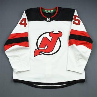Vatanen, Sami White Set 1 New Jersey Devils 2018-19 #45 Size: 56