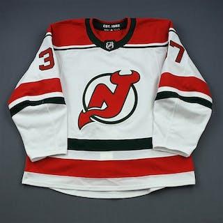 Zacha, Pavel White Heritage Set 1 New Jersey Devils 2018-19 #37 Size: 56