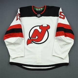 Lappin, Nick White Set 1 New Jersey Devils 2018-19 15 56