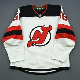 Pietila, Blake White Set 1 New Jersey Devils 2018-19 #56 Size: 54