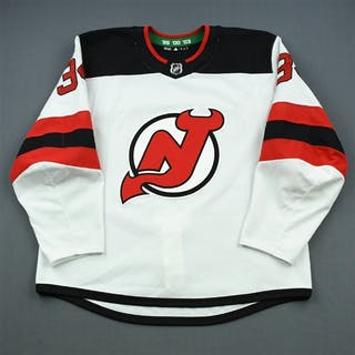 Tangradi, Eric White Set 1 New Jersey Devils 2018-19 #34 Size: 58