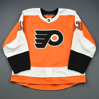 Brennan, T.J. Orange Set 1 - Game-Issued (GI) Philadelphia Flyers