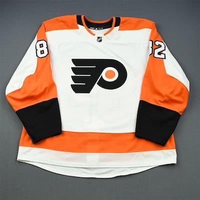 Bunnaman, Connor White Set 1 - Preseason Only Philadelphia Flyers