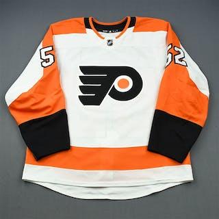 Carey, Greg White Set 1 - Preseason Only Philadelphia Flyers 2018-19