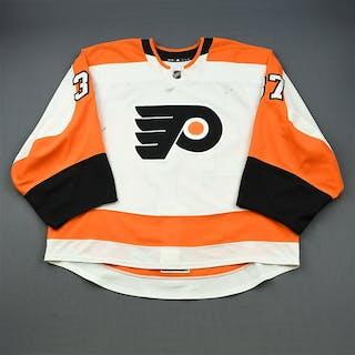 Elliott, Brian White Set 1 Philadelphia Flyers 2018-19 #37 Size: 58G