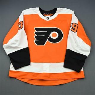 Goulbourne, Tyrell Orange Set 2 - Game-Issued (GI) Philadelphia Flyers