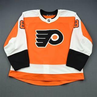 Hagg, Robert Orange Set 2 Philadelphia Flyers 2018-19 #8 Size: 56