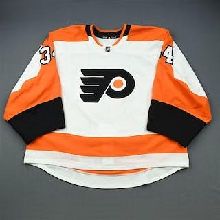 Lyon, Alex White Set 1 Philadelphia Flyers 2018-19 #34 Size: 58G