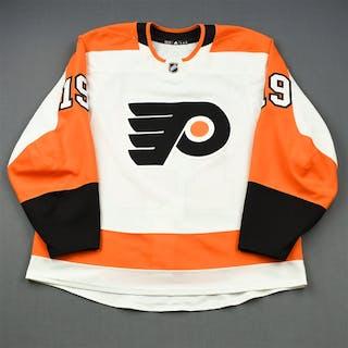 Patrick, Nolan White Set 3 Philadelphia Flyers 2018-19 #19 Size: 56