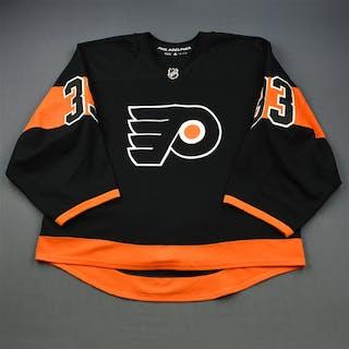Talbot, Cam Third Set 2 Philadelphia Flyers 2018-19 #33 Size: 58G