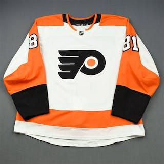 Twarynski, Carsen White Set 1 - Preseason Only Philadelphia Flyers