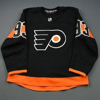 Voracek, Jakub Third Set 1 Philadelphia Flyers 2018-19 #93 Size: 54