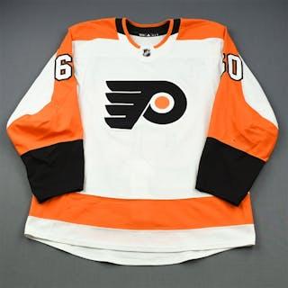 Willcox, Reece White Set 1 - Preseason Only Philadelphia Flyers 2018-19