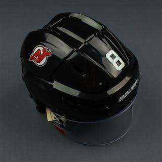 Butcher, Will Black, Bauer Helmet w/ Oakley Shield New Jersey Devils