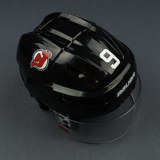 Hall, Taylor Black, Bauer Bauer w/ Oakley Shield New Jersey Devils