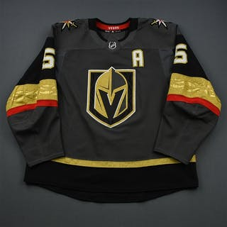 Engelland, Deryk Gray Set 3 w/A Vegas Golden Knights 2018-19 #5 Size: 58