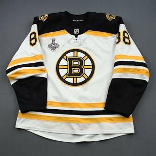 Pastrnak, David White Stanley Cup Final Set 1 Boston Bruins 2018-19