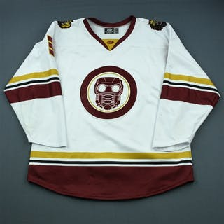 Miromanov, Daniil MARVEL Star Lord Game-Worn Jersey w/Socks - December