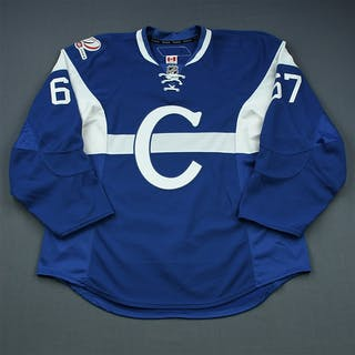 Pacioretty, Max * Alternate - 1909-1910 Style Montreal Canadiens 2009-10