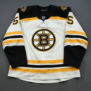 Acciari, Noel White Set 3 / Playoffs Boston Bruins 2018-19 #55 Size: 56
