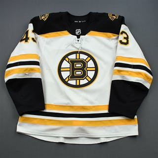 Heinen, Danton White Set 3 / Playoffs Boston Bruins 2018-19 #43 Size: 56