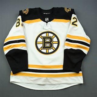 Frederic, Trent White Set 1 Boston Bruins 2018-19 #82 Size: 56