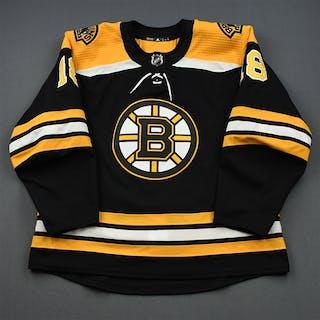 Stempniak, Lee Black Set 1 Boston Bruins 2018-19 #18 Size: 56