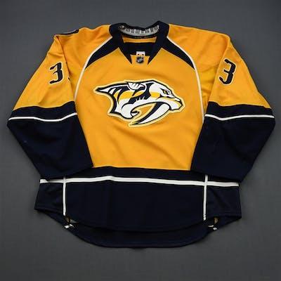 Wilson, Colin * Gold Set 1 Nashville Predators 2011-12 #33 Size: 56