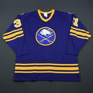 Andreychuk, Dave * Blue - Preseason Buffalo Sabres 1982-83 #31 Size: