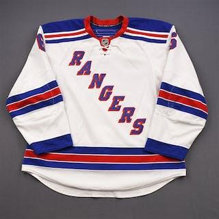 Redden, Wade White Set 1 New York Rangers 2008-09 #6 Size: 58