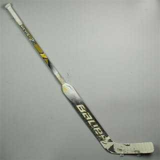Halak, Jaroslav Bauer Supreme 2S Stick Boston Bruins 2018-19 #41