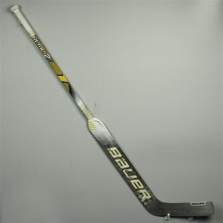 Halak, Jaroslav Bauer Supreme 2S Stick Boston Bruins 2018-19 #41