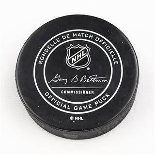 Columbus Blue Jackets March 12, 2018 vs. Montreal Canadiens (Blue