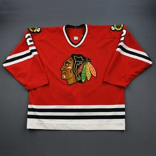 Mironov, Boris * Red Chicago Blackhawks 2001-02 #2 Size: 58