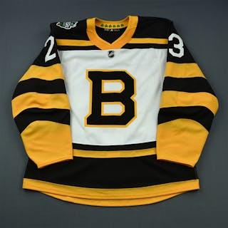 Forsbacka-Karlsson, Jakob White - Winter Classic Period 2 Boston Bruins