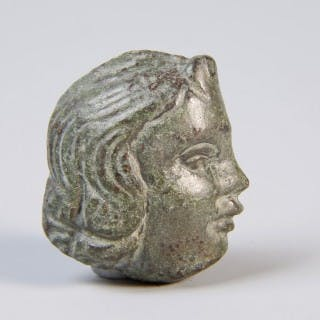 Fine Roman Bronze Applique