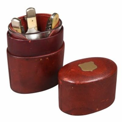 Travel Cutlery Barrel