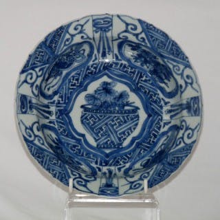 Wanli Kraak Klapmuts Bowl
