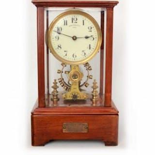 Eureka Four Glass Electric clock