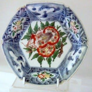 Chinese ko-sometsuke 17th Century transitional