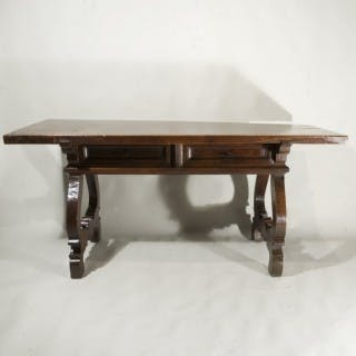 A 17th Century Spanish Walnut Table
