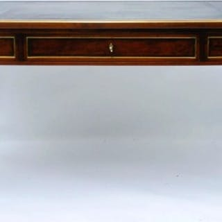 Rare Antique Kreiger French Empire Style Writing Table or Desk