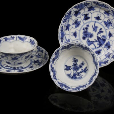 Kangxi tea sets