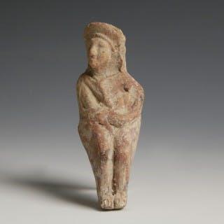 Greco-Roman Terracotta Statuette