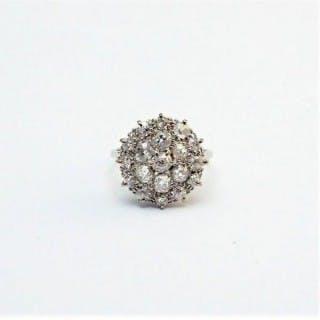 93d8e2b49 Art deco ring – Auction – All auctions on Barnebys.co.uk
