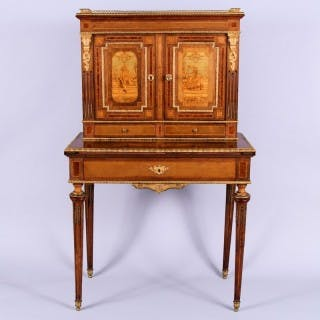CHARLES GUILLAUME DIEHL FURNITURE – NAPOLEON III LOUIS XV REVIVAL