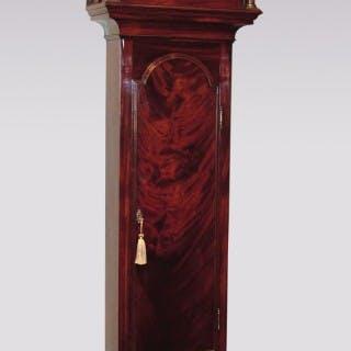 Late 18th Century mahogany Longcase Clock.