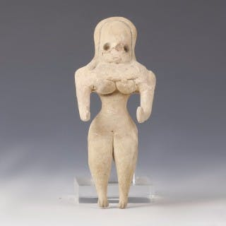 Indus Valley Chalcolithic Fertility Figure