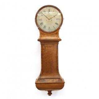 Large Striking Wall Clock, Dwerrihouse, London